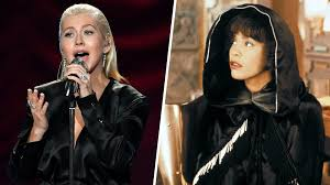 DUETOS FANTÁSTICOS: CHRISTINA AGUILERA E WHITNEY HOUSTON HOLOGRAM DUET