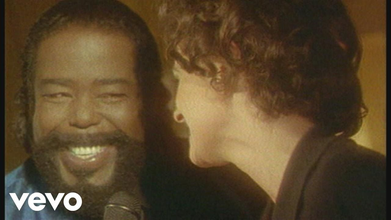 DUETOS FANTÁSTICOS: LISA STANSFIELD E BARRY WHITE INTERPRETAM ALL AROUND THE WORLD