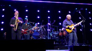 LIVES INTERNACIONAIS: MARK KNOPFLER NO MADISON SQUARE GARDEN 2019