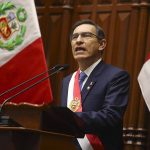 IMPEACHMENT DE  MARTÍN VIZCARRA É REJEITADO PELO CONGRESSO DO PERU