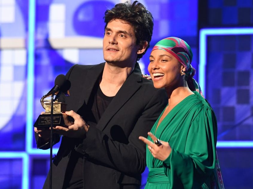 CLIPES INTERNACIONAIS: ALICIA KEYS & JOHN MAYER – IF I AIN'T GOT YOU / GRAVITY