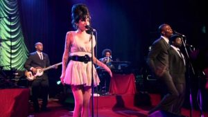 LIVES INTERNACIONAIS: AMY WINEHOUSE LIVE IN LONDON 2007