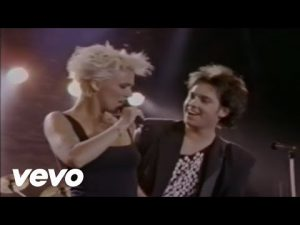 CLIPES INTERNACIONAIS: ROXETTE- LISTEN TO YOUREART
