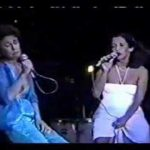 MUSICAL: GAL COSTA E ELIS REGINA TOGETHER ON TV, 1981
